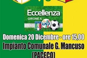 Dattilo Noir – Atletico Campofranco 20.12.15