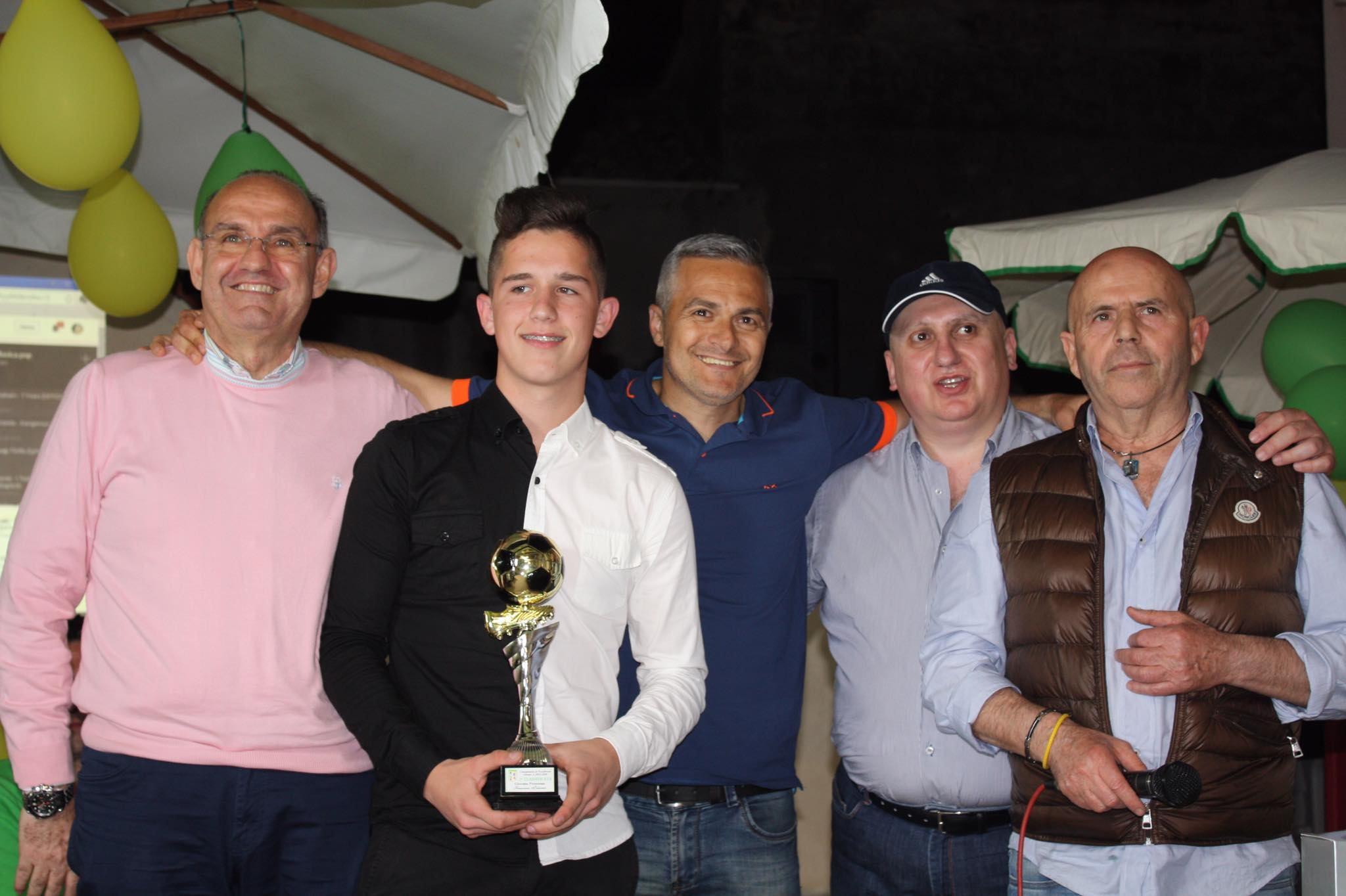 Premio  a Francesco Palermo