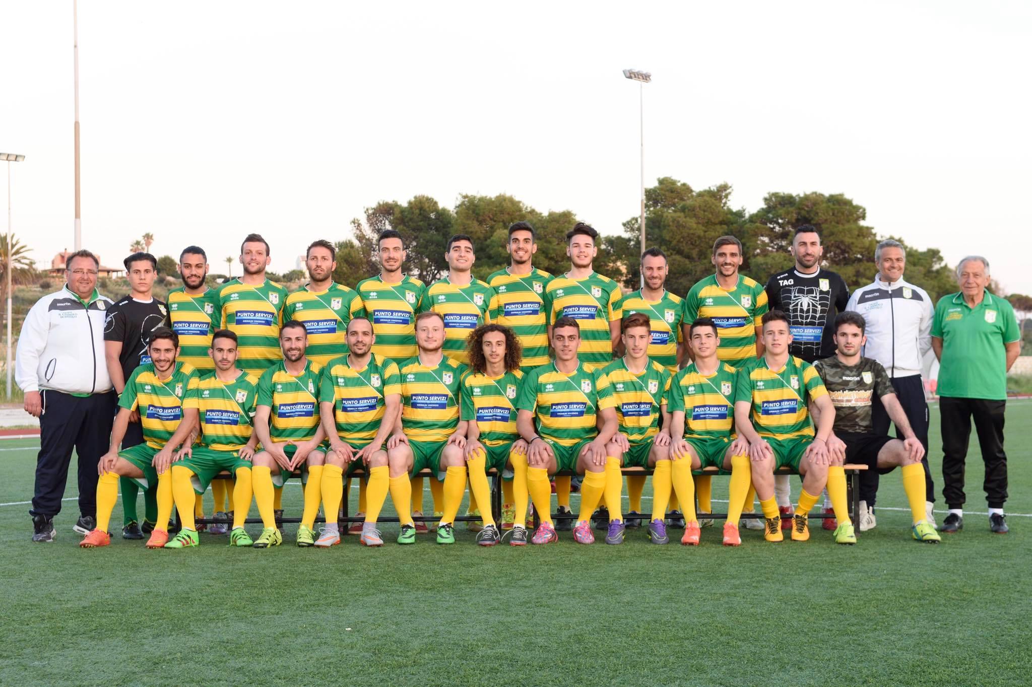 la squadra 2015-16 dattilo noir