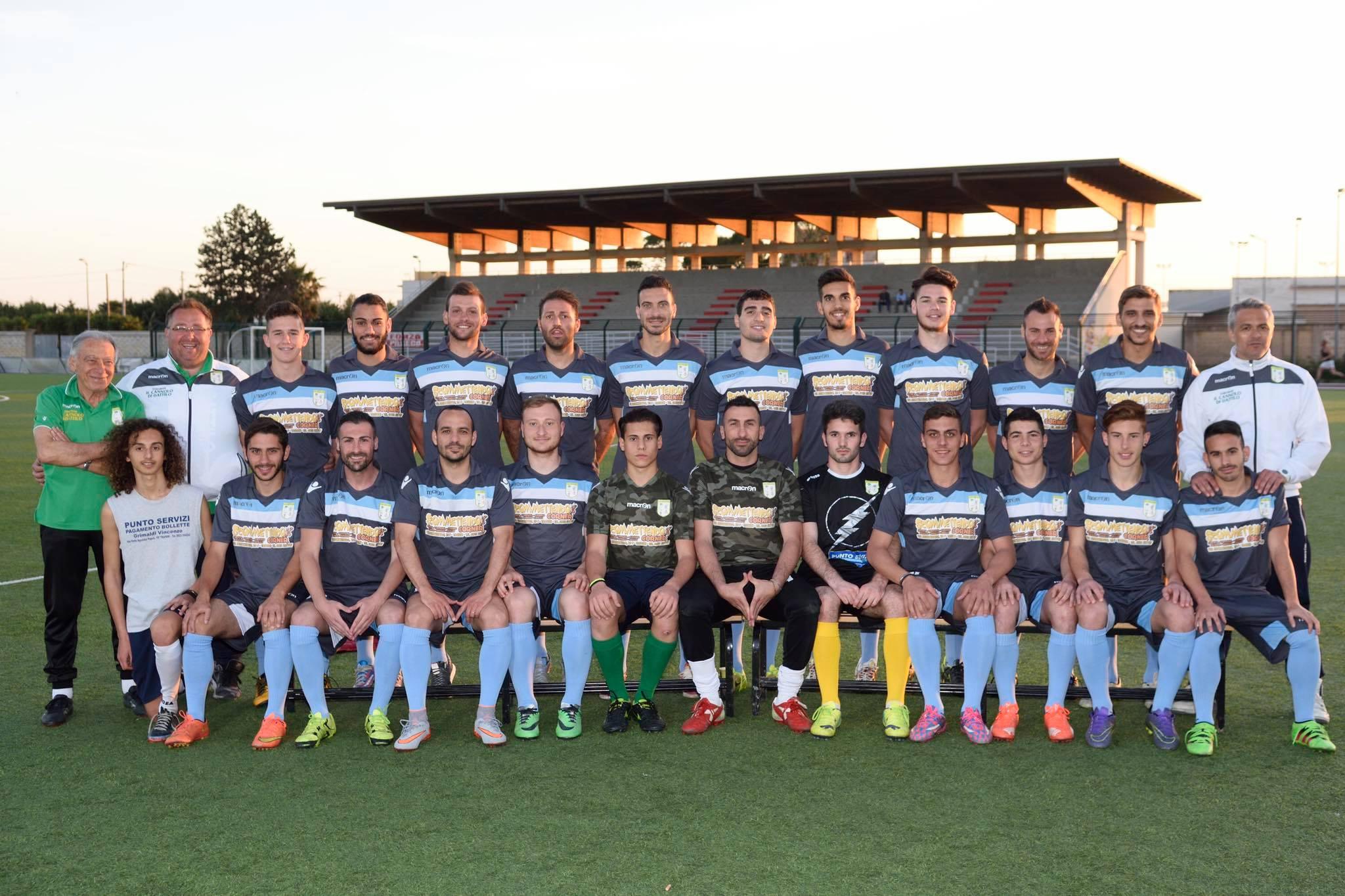 la squadra 2015-16