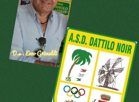 Confermato il Direttore Sportivo  Enzo Grimaldi