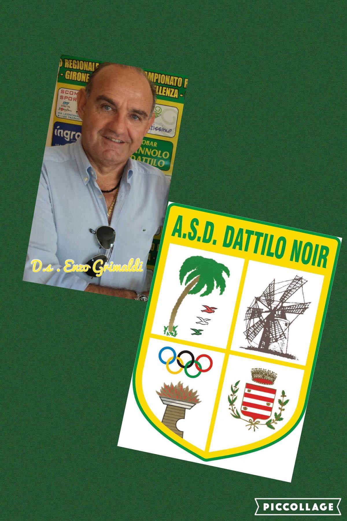 Direttore Sportivo Enzo Grimaldi