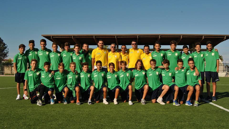 Giovanissimi 2015-16