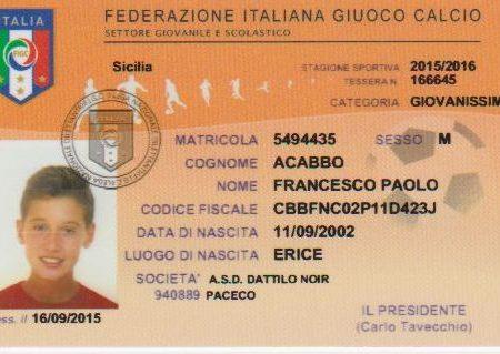 Acabbo Francesco Paolo