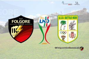 Coppa Italia ancora Folgore – Dattilo