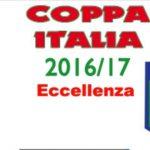 Coppa Italia Eccellenza Gr A - Risultati 28/08/2016
