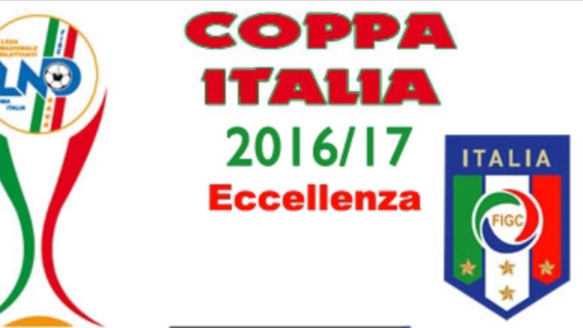 logo coppa italia  eccellenza 2016-17