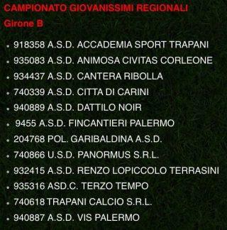 Girone Giov. Reg 16-17