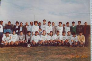 Ricordo del Dattilo – anno 1980