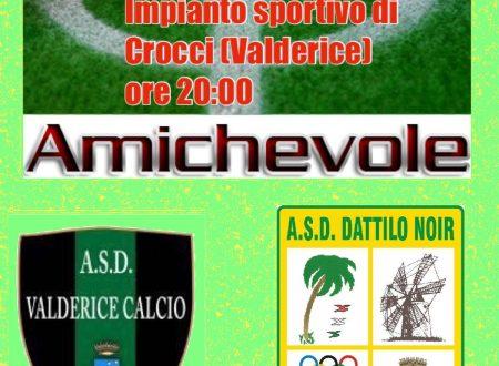 Amichevole Dattilo Noir – Valderice Calcio