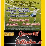 Scuola Calcio 16/17