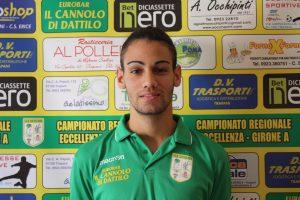 Francesco Licata in prestito all'ASD Cinque Torri