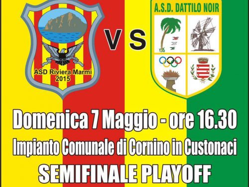 Semifinale Play Off – 07.05.17