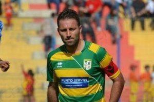 Riconferma del centrocampista Giampiero Pisciotta