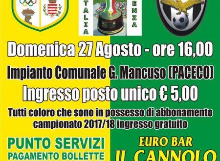 Dattilo Noir – Alba Alcamo / Coppa Italia