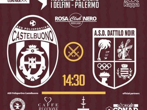 Dattilo Noir batte il Castelbuono 1 – 0