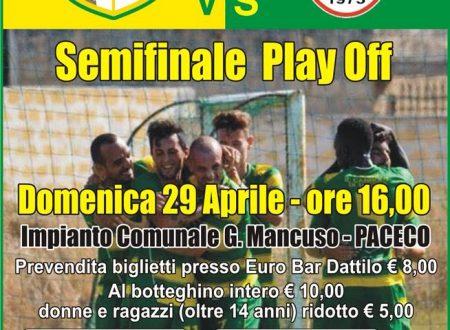 Semifinale Play Off ASD Dattilo VS Pol. Nuova Città di Caccamo