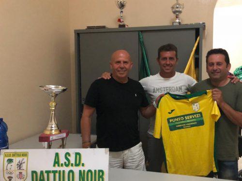 Deciso il nuovo allenatore 1^ squadra Vincenzo Melillo