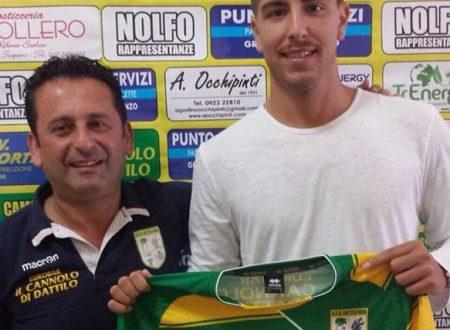 Vincenzo Salone  ritorna in maglia gialloverde