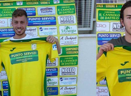 In arrivo due giovani promesse del Trapani Calcio
