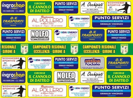 Sponsor stagione sportiva 2018/19 – ASD Dattilo Noir