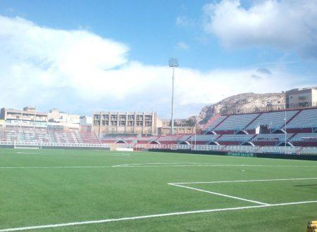 Continua la preparazione del Dattilo allo stadio Provinciale di Trapani