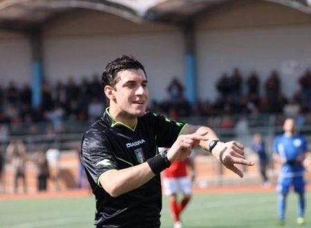 Dattilo Noir – CUS . PALERMO – arbitro Alessandro Martinelli