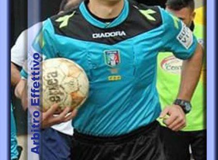 Umberto Spedale per la gara di Domenica 2 Settembre : Coppa Italia di Eccellenza