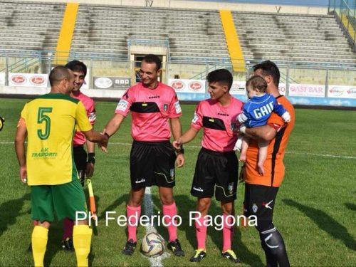 Coppa Italia Eccellenza – Marsala 1912 – Dattilo 2-3