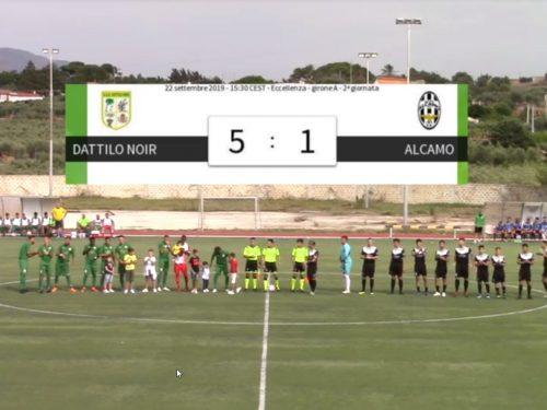 Finale ASD Dattilo Noir VS Alba Dattilo 5 -1
