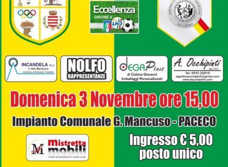 Domenica 03.11.19 Dattilo Noir VS CUS Palermo