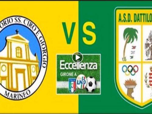 Video – ORATORIO S.CIRO E GIORGIO – DATTILO NOIR 0 – 2