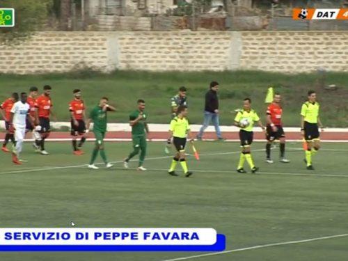 Video – sintesi di ASD Dattilo Noir  VS CUS Palermo 4 a 0