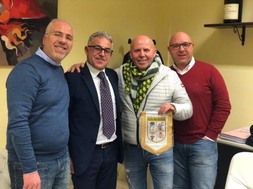 L'Italia Assicurazione main sponsor dell'ASD Dattilo Noir