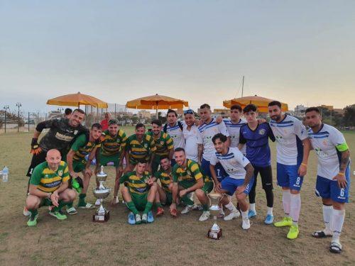 Lampedusa CUP  2020 : I gialloverdi trionfano