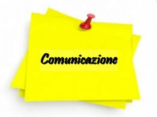 Comunicazione : Operazione di mercato