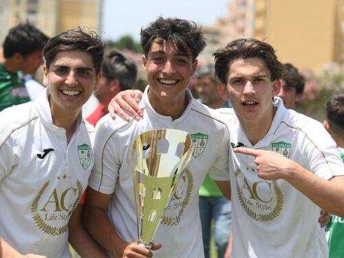 I nostri ragazzi non si fermano più. Vincono le finali Under 15 e Under 17 del torneo Next Generation Sampdoria Accademia Sport …
